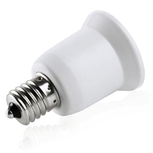le e17 to e26 light socket bulb base adapter converter. Black Bedroom Furniture Sets. Home Design Ideas