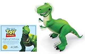 Toy story collection rex the roarr 39 n dinosaur rex le dinosaure rugissant import royaume uni - Dinosaure toy story ...