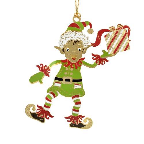 ChemArt Santa's Elf Ornament