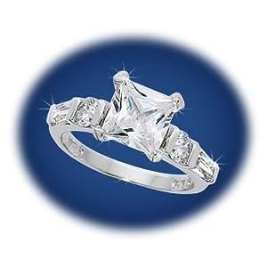 Diamond-z4 CZ Diamond Ring
