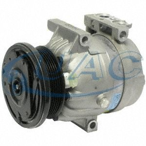 Universal Air Conditioning CO20458C New A/C Compressor with Clutch