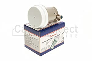 FTA Universal Ku Band LNB, Single, 0.1dB Satellite Dish LNBF, Linear, Polarized (0.1 dB, Single) (Tamaño: single)