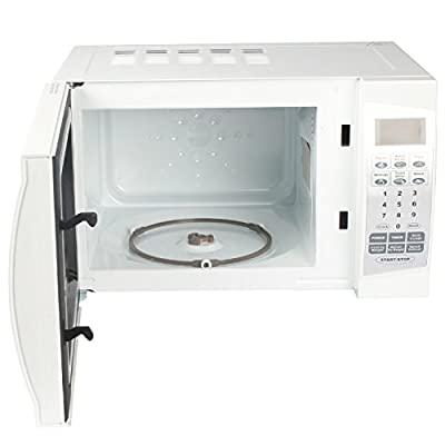 Haier HDA1770EGT 17-Litre Grill Microwave Oven (White)