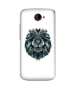 Tier Sketch HTC One S Case