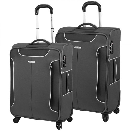 Samsonite X-Check 2tlg. Set Spinner 4-Rollen