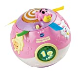 VTech Baby Crawl and Learn Bright Lights Ball (Pink)