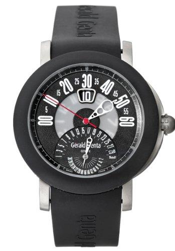 Gerald Genta Arena Biretro Men's Automatic Watch BSP-Y-80-266-CABDRUB