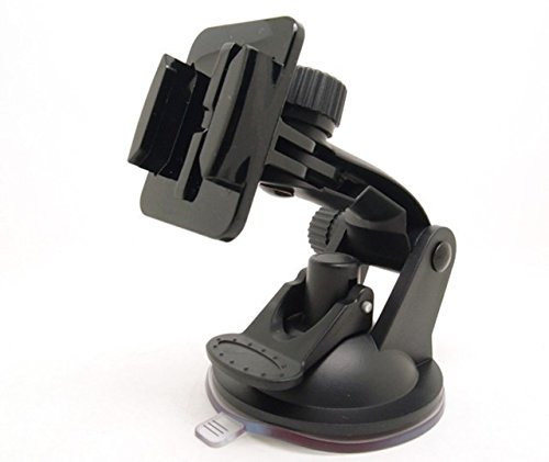 Walsontop™ Dash & Windshield Vacuum Suction Cup Tripod Car Window Mount For Gopro Hero 3+/3/2/1 Camcorder Go Pro Accessories Gp17