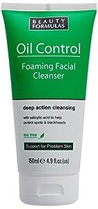 Beauty Formulas Facial Cleanser Tea Tree