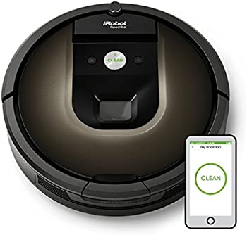 Refurb iRobot Roomba 980 Robot Vacuum Cleaner