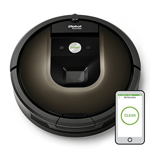 iRobot Roomba 980 Robotic Vacuum Cleaner (I Robot Romba compare prices)
