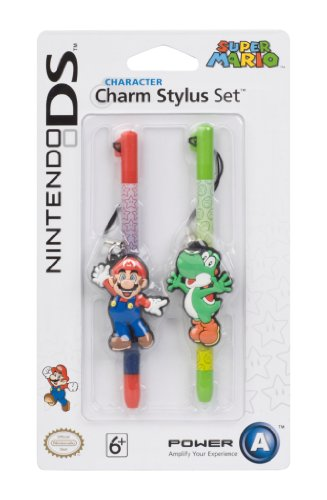 nintendo-licensed-character-charm-stylus-twin-pack-mario-yoshi-3ds-dsi-xl-dsi-ds-lite