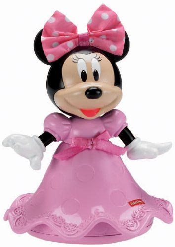 Fisher-Price Disney Baby Minnie Mouse Whirl 'n Twirl musical action (Discontinued by Manufacturer)