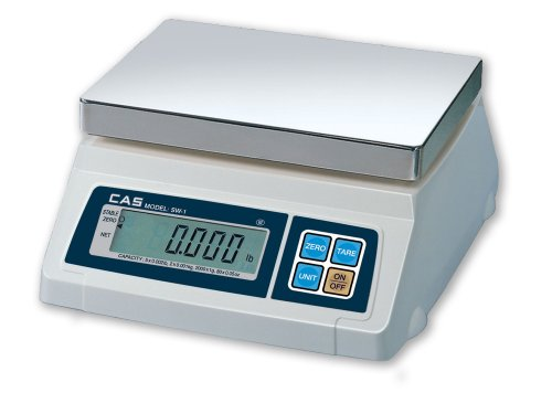 cas-sw-50-food-service-scale-50-x-002-lbs-kg-g-oz-lb-switchable-single-display-legal-for-trade-by-ca