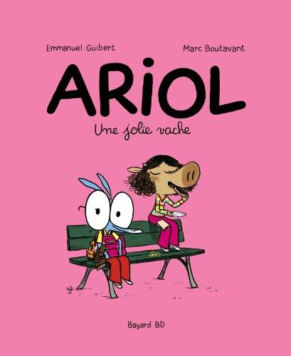 Ariol (4) : Une jolie vache