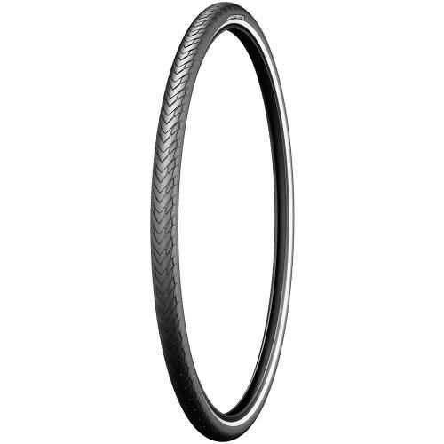 Michelin Reifen Protek 40-622 Reflekt. Schw-Reflekt. 700x38c