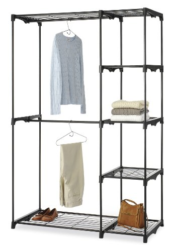 whitmor-6779-4114-blk-deluxe-double-rod-closet-black