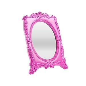 Silly SY100664PU Miroir Baroque Rond Plastique Violet Large 41auqjQT7tL._SL500_AA300_