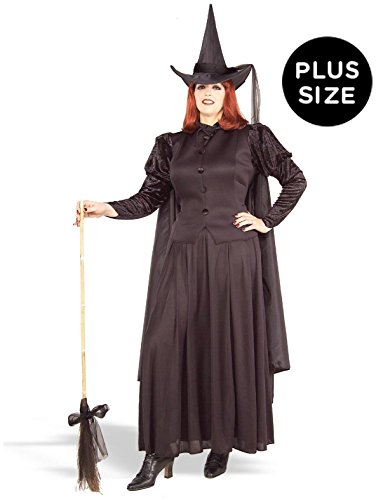 Forum Novelties Inc - Classic Witch Adult Plus Costume