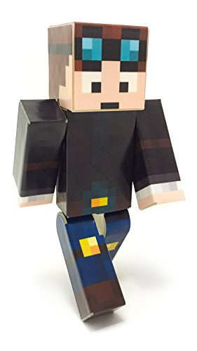 77a874eec17c Endertoys - Dantdm - The Diamond Minecart - A Plastic Toy from Seus Corp  Ltd. at the Minecraft Toy