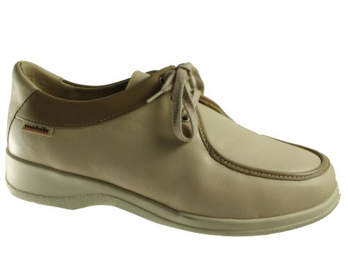 mobils-chaussure-lacet-lally-beige-cuir-4880-femme-355-fr-3-eu