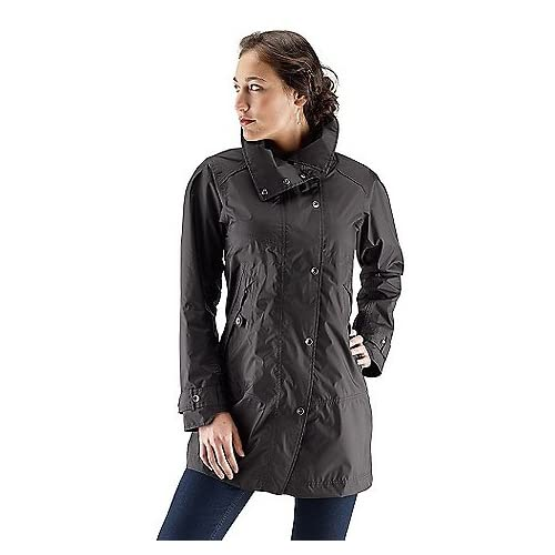 Nau Succinct Trench - Women's at Amazon Women's Coats Shop