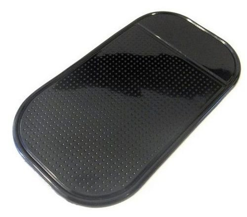 Dashboard Anti-slip Sticky Pad Phone GPS Sunglass Holder (BLACK) (1986 Camaro Dash Pad compare prices)