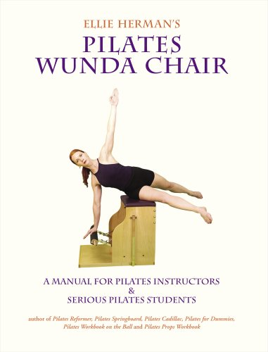 Ellie Herman's Pilates Wunda Chair