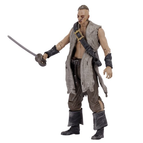 Pirates Of The Caribbean Basic Figure Wave #2 QAR Zombie - 1