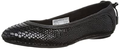 Hush Puppies Womens Chaste Skimmer LB Black Ballet Flats H507033 4 UK, 37 EU