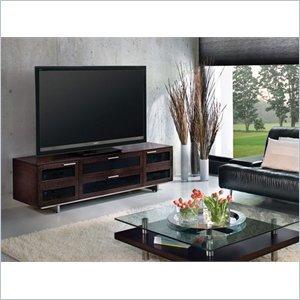 Cheap BDI Avion II Flat Panel Cabinet TV Stand in Espresso Stained Oak (8927ES)