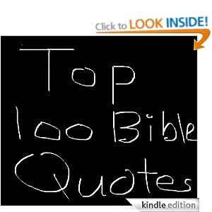 Top 100 Inspirational Bible Quotes