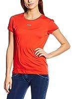 Freddy Camiseta Manga Corta (Rojo Claro)