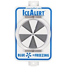 IceAlert UM1 Universal-Mount IceAlert Temperature-Sensitive Indicator