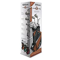 Wilson Golf 2014 MEN'S Senior PROFILE HL GOLF PACKAGE SET 13 piece