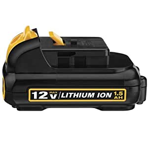 DEWALT DCB120 12-Volt Max Lithium-Ion Battery Pack