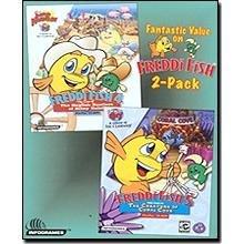 Freddie Fish 2 Pack