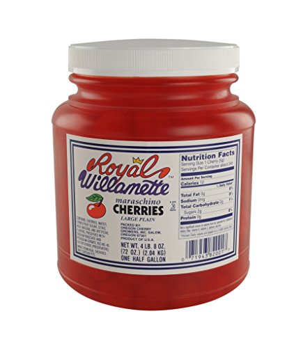 Royal Harvest Nature S Maraschino Cherries
