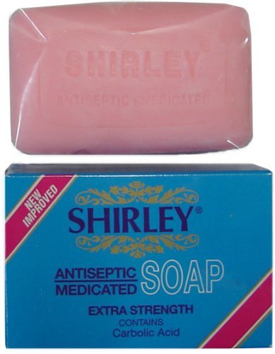 Shirley Antiseptic Medicated Soap (Extra Strength)