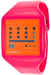 Nooka ZUB ZOT OP 20 Unisex Zub Zot LCD Watch