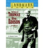 img - for The Story of Thomas Alva Edison (Landmark Books (Paperback)) (Paperback) - Common book / textbook / text book