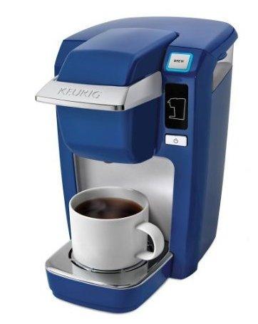 Keurig® B31 MINI Plus Personal Coffee Brewer - Blue
