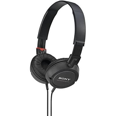 Sony MDRZX100 ZX Series Stereo Headphones by Sony