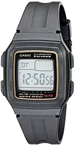 Amazon.com: Casio Men's F201WA-9A Multi-Function Alarm Sports Watch: Casio: Watches
