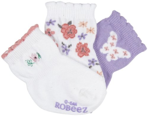 Baby Sock Flowers front-1059389