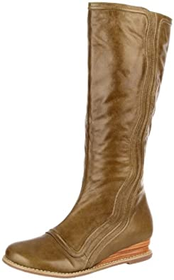 Miz Mooz Women's Billie Boot,Green,6 M US