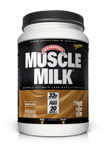 Christmas CytoSport Muscle Milk, Chocolate, 2.47 Pound Deals