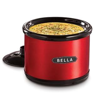 Bella 14008 Dip Warmer Red Kitchen Small Appliances Kitchen Dining