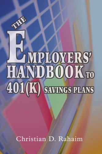 Der Arbeitgeber-Handbuch Sparpläne für vermögenswirksame Leistungen
