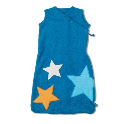 Baby Boum Sac De Couchage Melow Star Capri Bleu